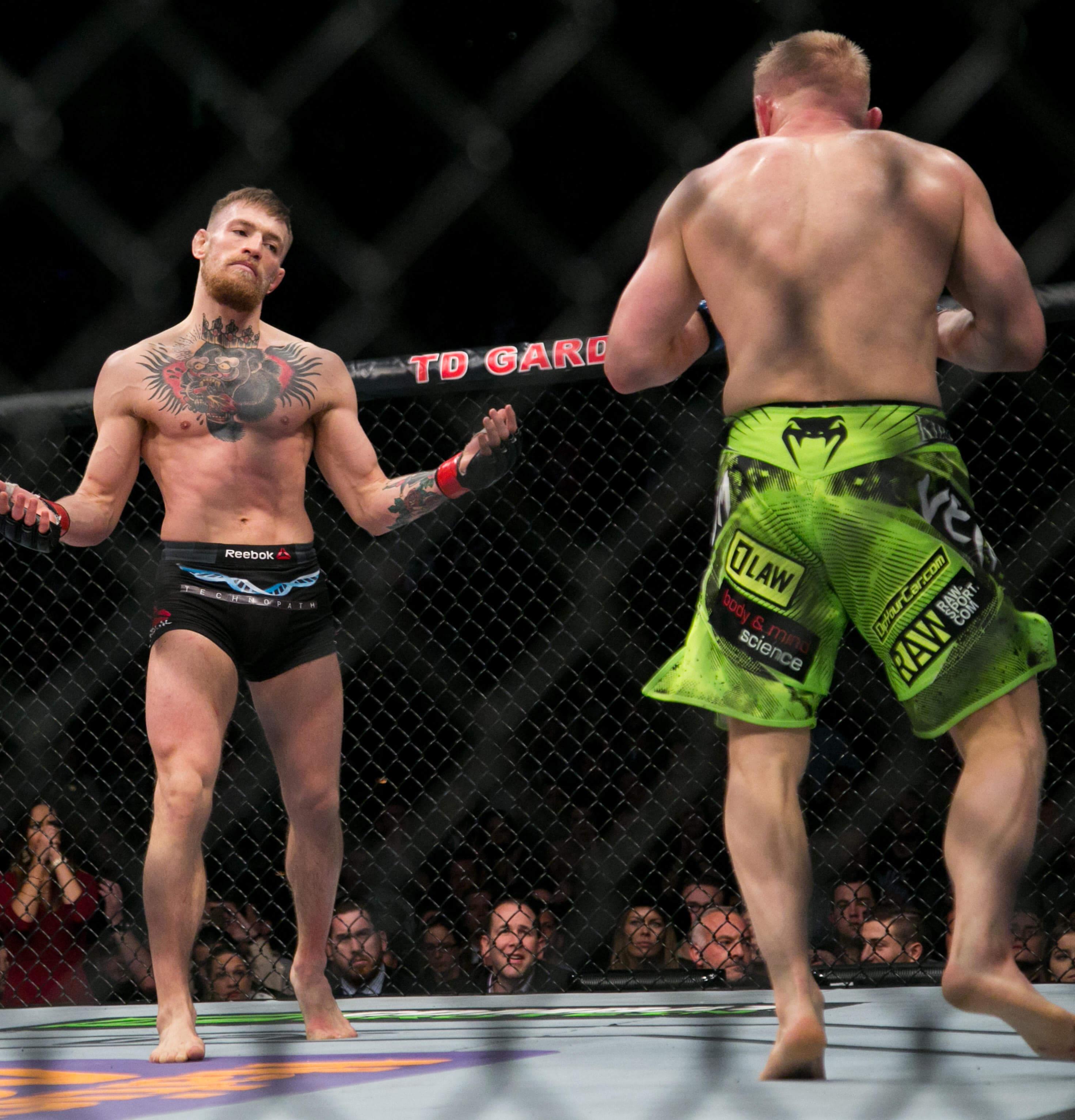 011815ufckm67 20 Craziest Conor McGregor Moments