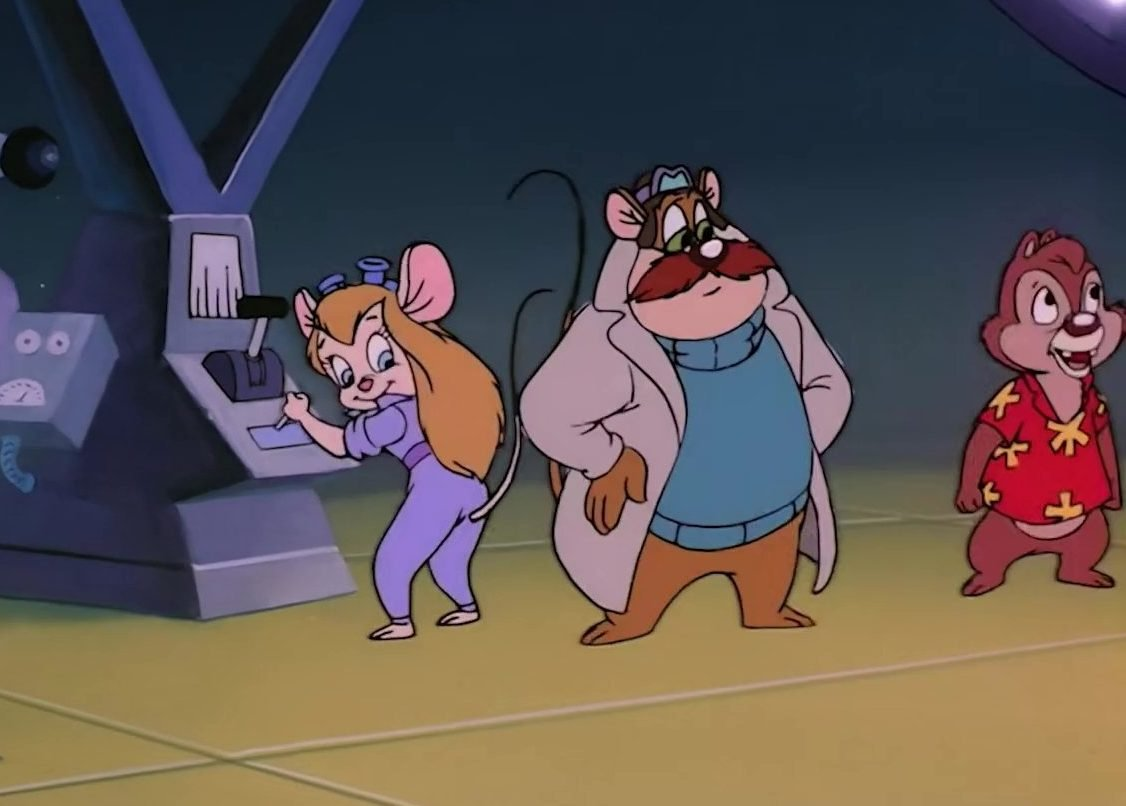 062 Rescue Rangers Growth e1629800143786 10 Facts About Chip 'n Dale: Rescue Rangers That Are Totally Nuts