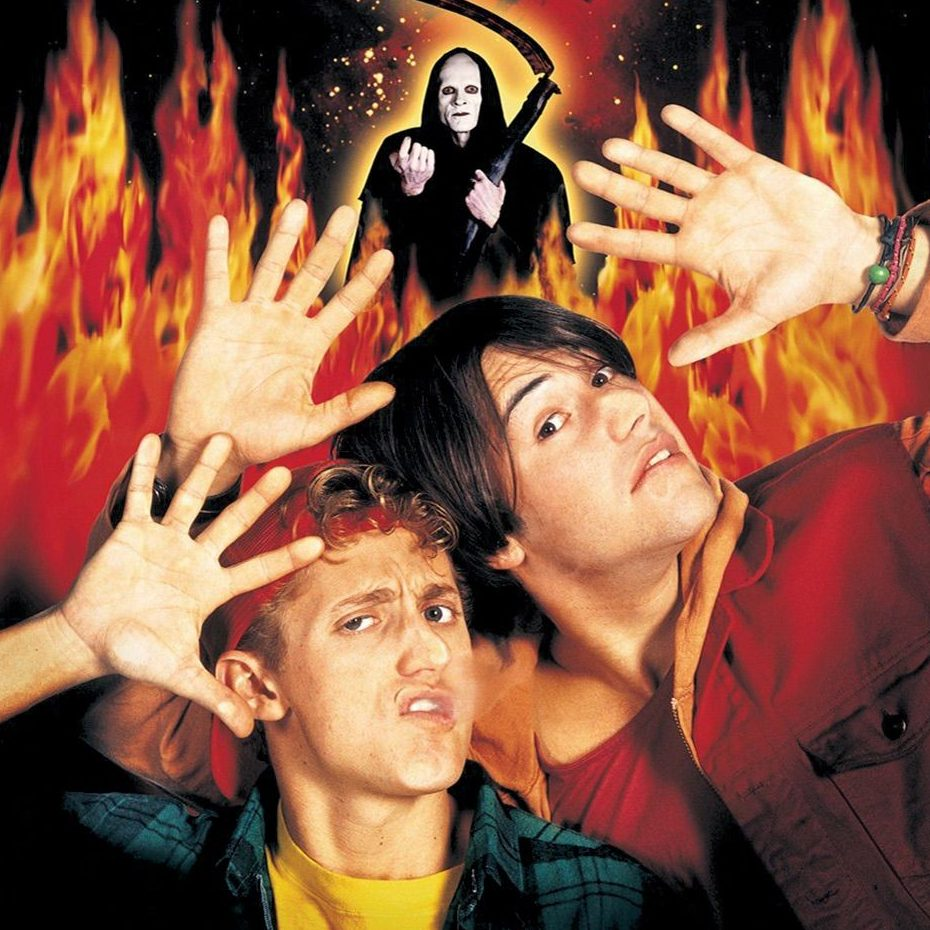 068dc118486dddb5841391699a2d19f9 e1599572899975 25 Totally Non-Heinous Facts About Bill & Ted's Excellent Adventure!
