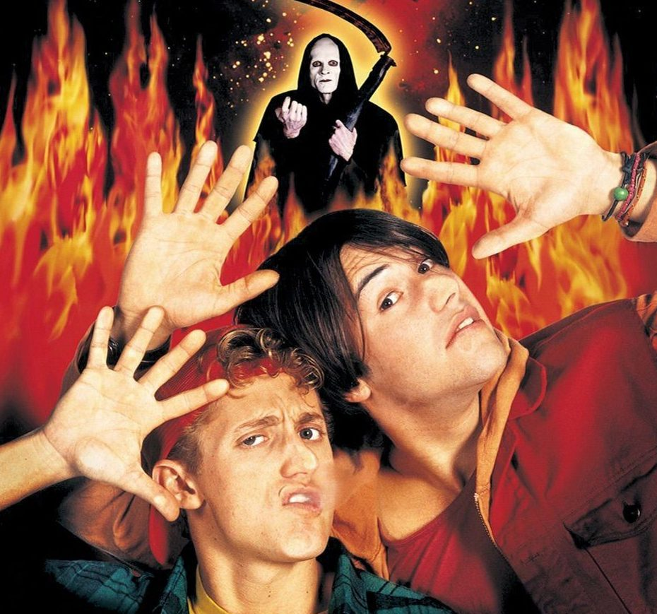 068dc118486dddb5841391699a2d19f9 e1616579103231 25 Totally Non-Heinous Facts About Bill & Ted's Excellent Adventure!
