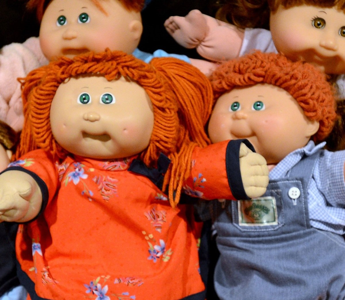 1 12 10 Cuddly Toys All 80s Girls Wanted!