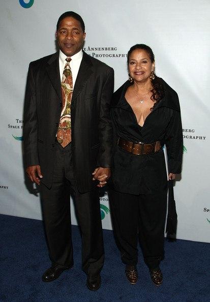 Grey's Anatomy Star Debbie Allen with her real-life partner Norm Nixon