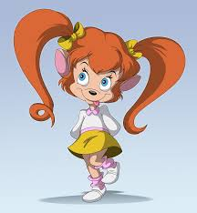 12. Pistol Pete 12 Cartoon Characters Voiced By Nancy Cartwright