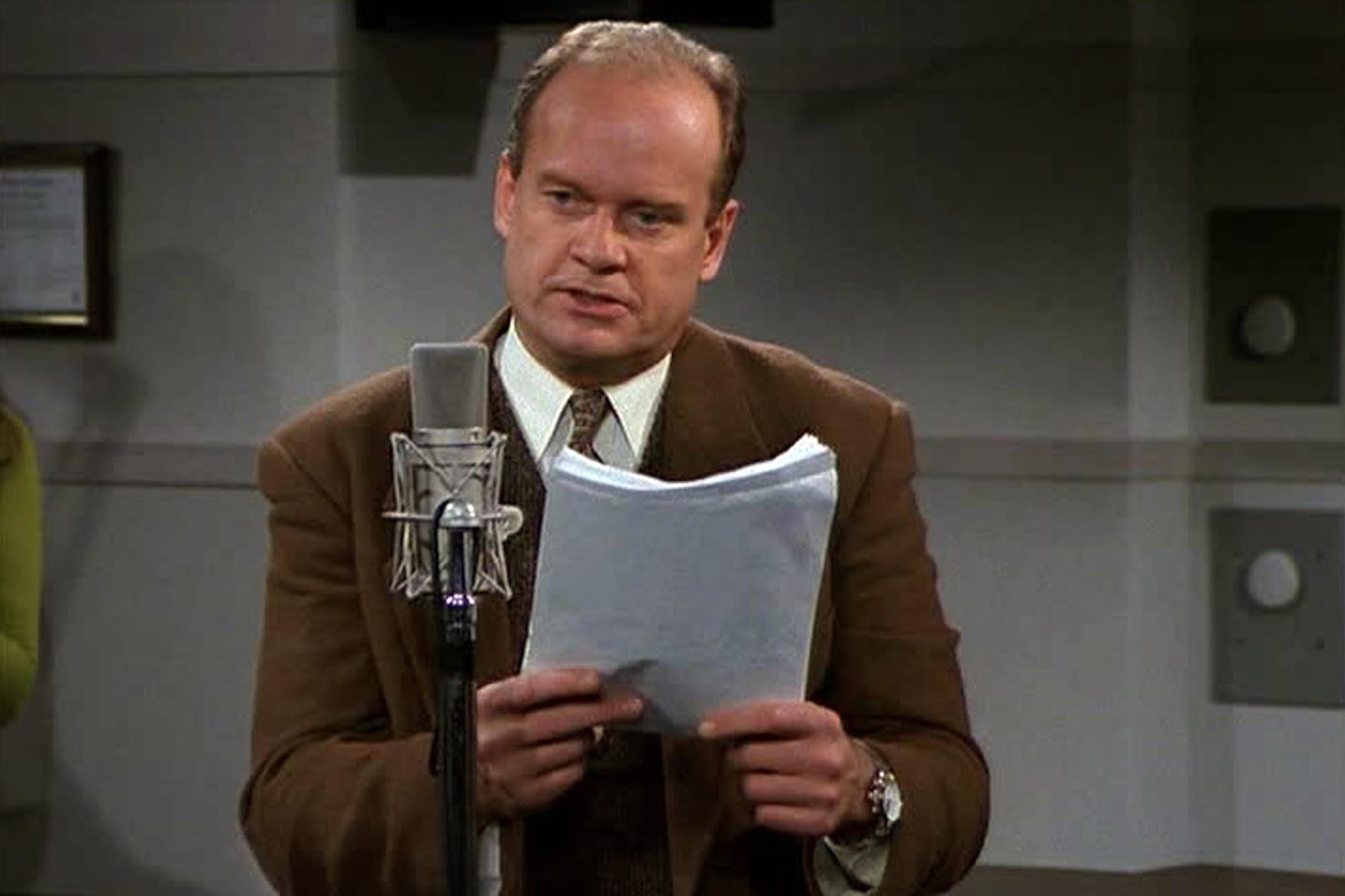 180725 frasier 10 Things You Didn't Know About Frasier