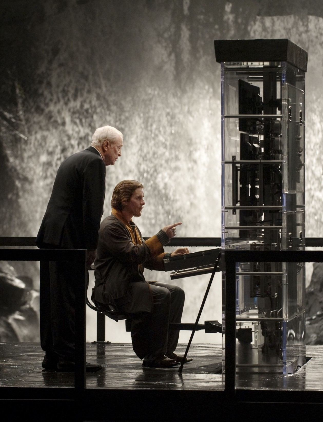 1 iBOSiH6mncY4kPn15MVgkg 25 Things You Didn't Know About The Dark Knight Rises