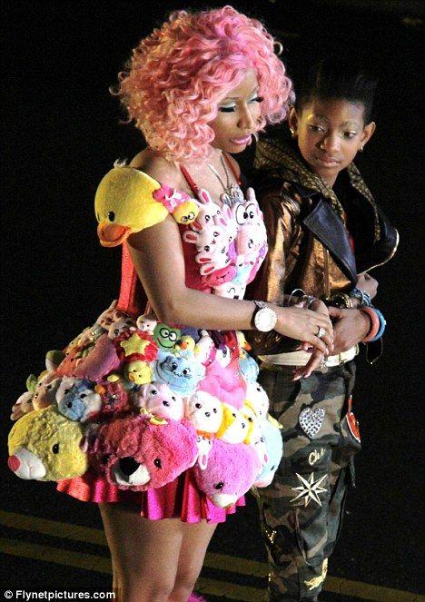 22cbe3bce8d22649f4eccdfecf5f7a05 8 Things You Didn't Know about Nicki Minaj