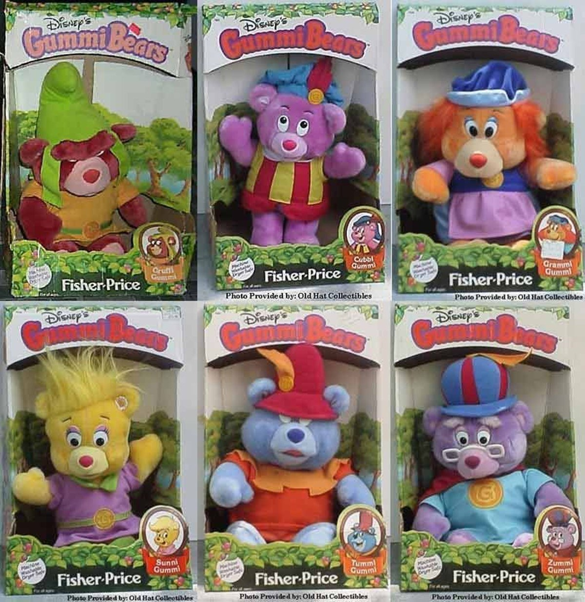 4 14 10 Cuddly Toys All 80s Girls Wanted!