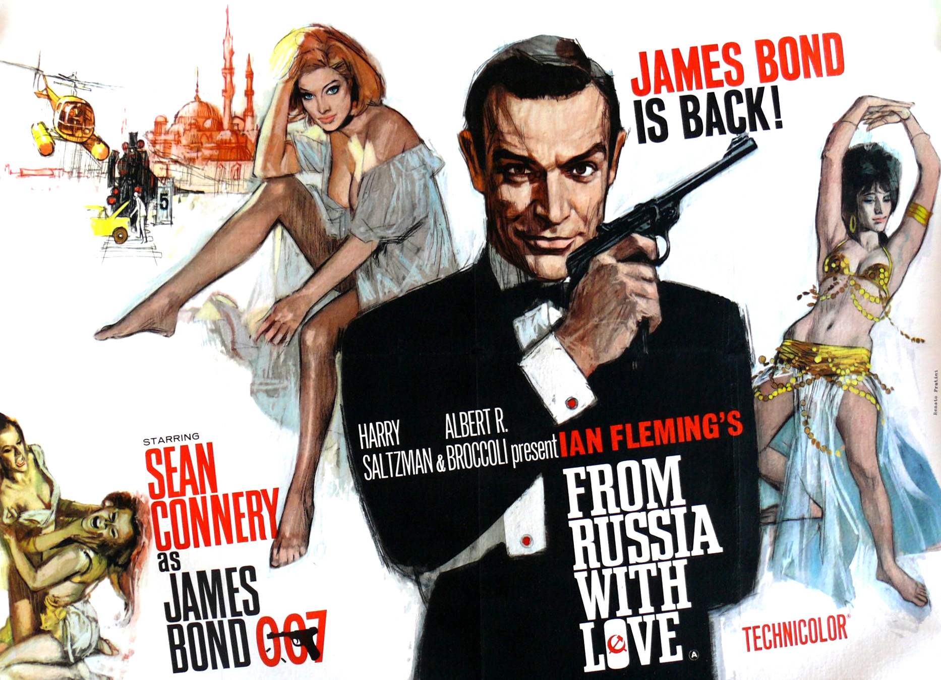 4060270384 2cb6c91ce6 o 30 Things You Probably Didn't Know About The James Bond Films