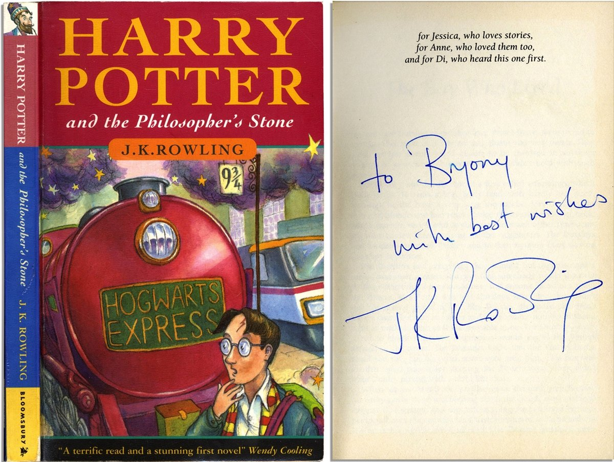 5 35 Are Your Harry Potter Books Worth A Lot Of Money? Here's How To Find Out!