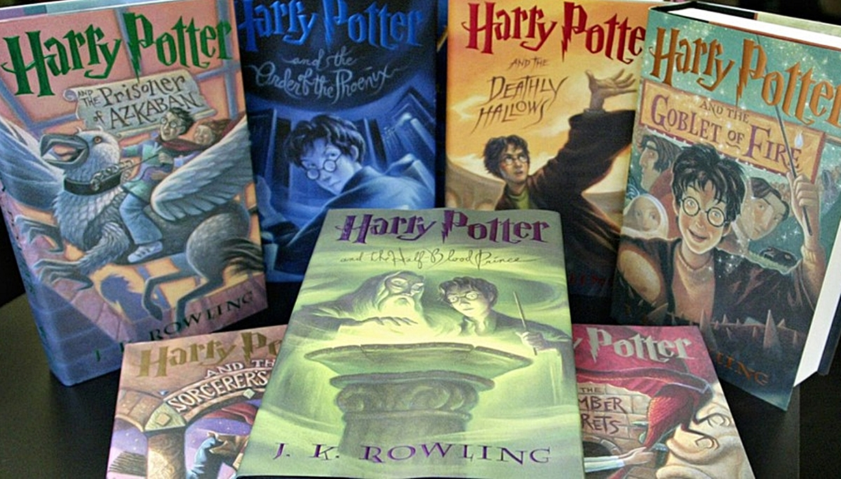 7 36 Are Your Harry Potter Books Worth A Lot Of Money? Here's How To Find Out!