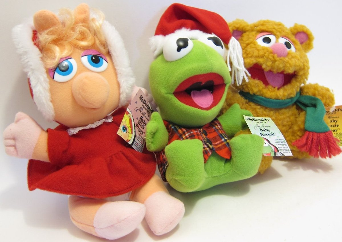 7 45 QUIZ: How Many Of These 15 Cuddly Toys Did YOU Own As A Child?