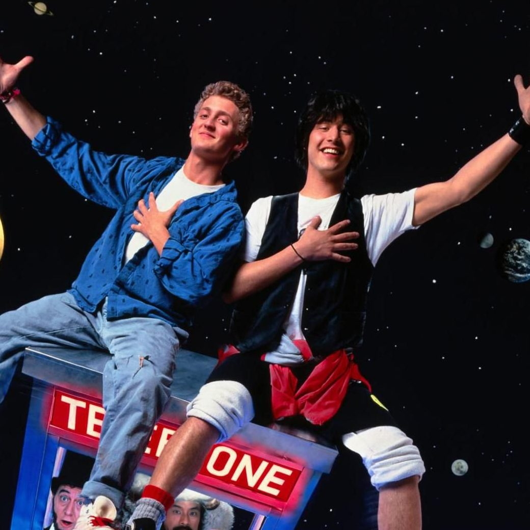 7a781e0948c966446a706207354a04f8 e1599642152293 25 Totally Non-Heinous Facts About Bill & Ted's Excellent Adventure!