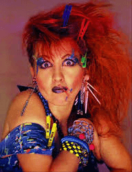 80s cyn 1 10 Things You Didn't Know About 1980's Girl Power!