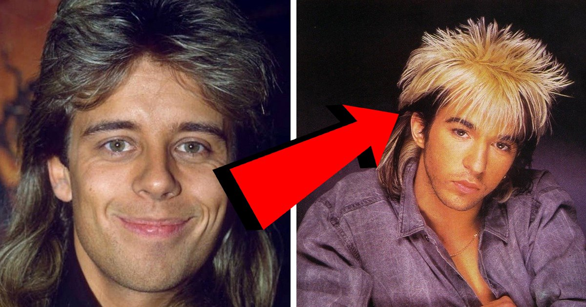 The Top 10 Worst/Best Men's Hairstyles Of The 80s