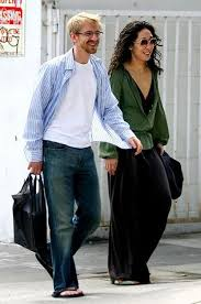 Grey's Anatomy Star Sandra Oh with her real-life partner Andrew Featherston