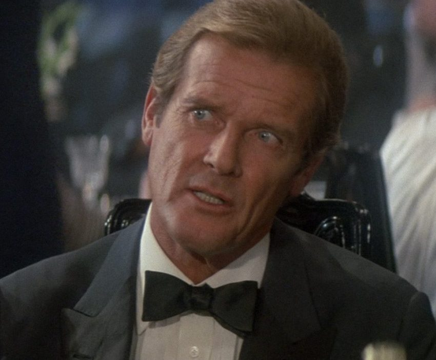 A View to a Kill Midnight Blue Dinner Suit 2 e1616684692948 30 Things You Probably Didn't Know About The James Bond Films
