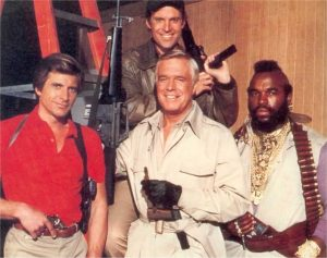 AUCTUS DIGITAL A TEAM ESCAPE 10 Things You Didn't Know About the A-Team