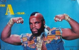 AUCTUS DIGITAL A TEAM MR T 10 Things You Didn't Know About the A-Team