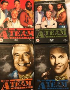 AUCTUS DIGITAL A TEAM VIDEOS 10 Things You Didn't Know About the A-Team