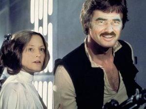 AUCTUS DIGITAL BURT STAR WARS 10 Things You Didn't Know About Burt Reynolds