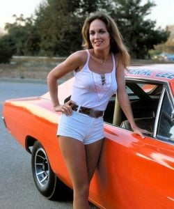 AUCTUS DIGITAL DUKES OF HAZZARD DAISY DUKES 10 Things You Didn't Know About the Dukes of Hazzard