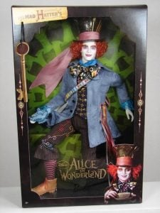AUCTUS DIGITAL JOHNNY DEPP MAD HATTER ACTION MODEL 10 Things You Didn't Know About Johnny Depp