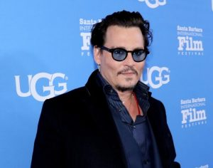 AUCTUS DIGITAL JOHNNY DEPP PRODUCTION COMPANY 10 Things You Didn't Know About Johnny Depp