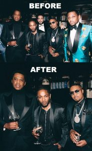 AUCTUS DIGITAL P DIDDY FRENCH MONTANA 10 Photos P Diddy Doesn't Want You to See
