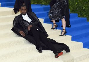 AUCTUS DIGITAL P DIDDY RED CARPET 10 Photos P Diddy Doesn't Want You to See
