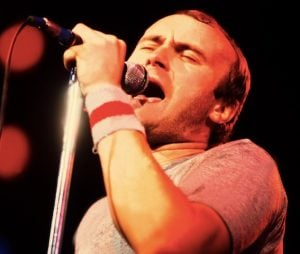 AUCTUS DIGITAL PHIL COLLINS 80S 10 Things You Didn't Know About Phil Collins