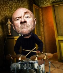AUCTUS DIGITAL PHIL COLLINS DRUMS 10 Things You Didn't Know About Phil Collins