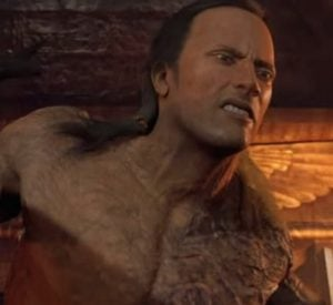 AUCTUS DIGITAL THE ROCK CGI 10 Photos The Rock Doesn't Want You To See