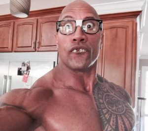 AUCTUS DIGITAL THE ROCK GEEK 10 Photos The Rock Doesn't Want You To See