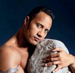 AUCTUS DIGITAL THE ROCK HUGS A ROCK 10 Photos The Rock Doesn't Want You To See