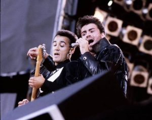 AUCTUS DIGITAL WHAM WEMBLEY 10 Things You Didn't Know About WHAM!