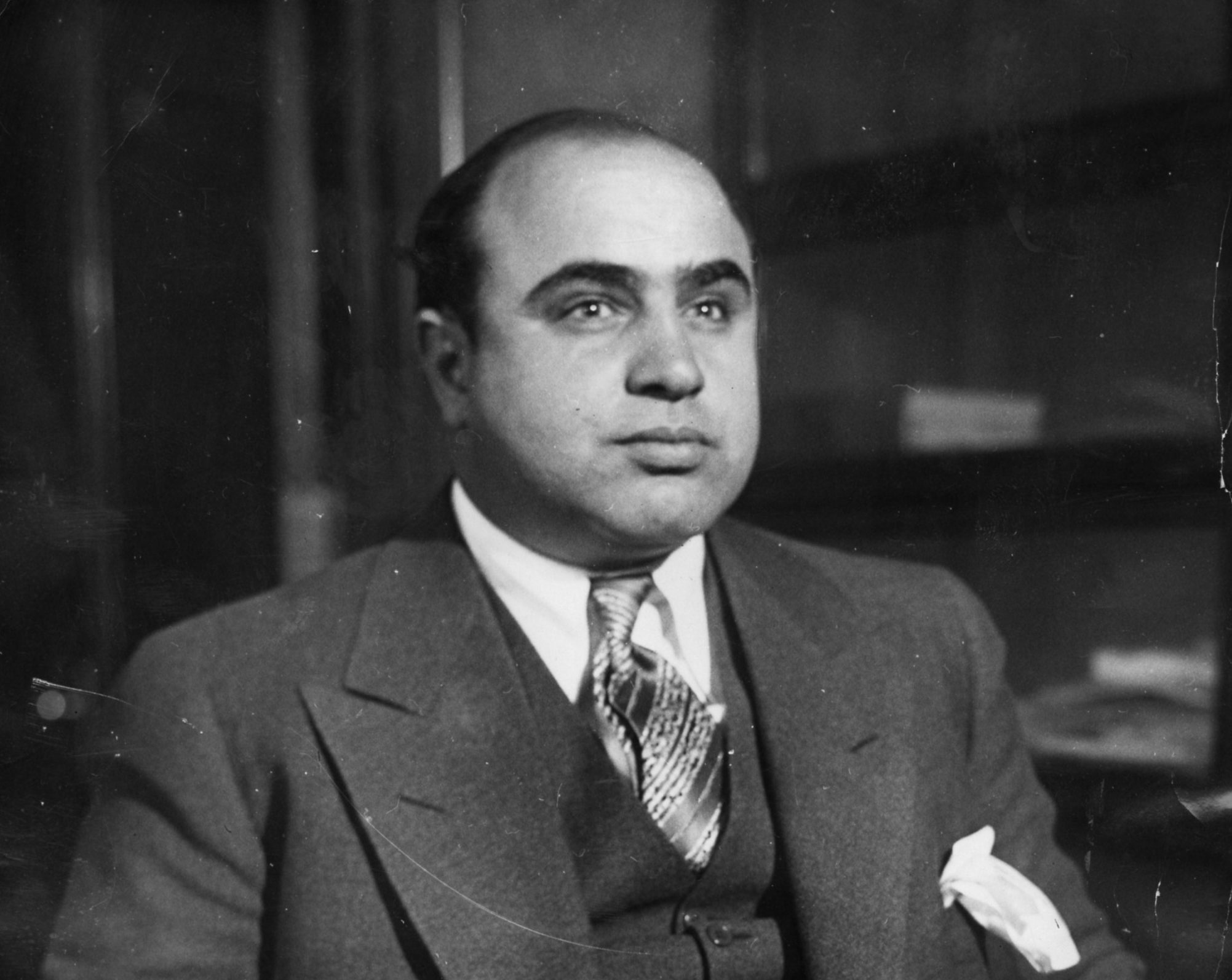 Al Capone in 1930 scaled e1602771631662 20 Facts You Won't Believe About The Untouchables