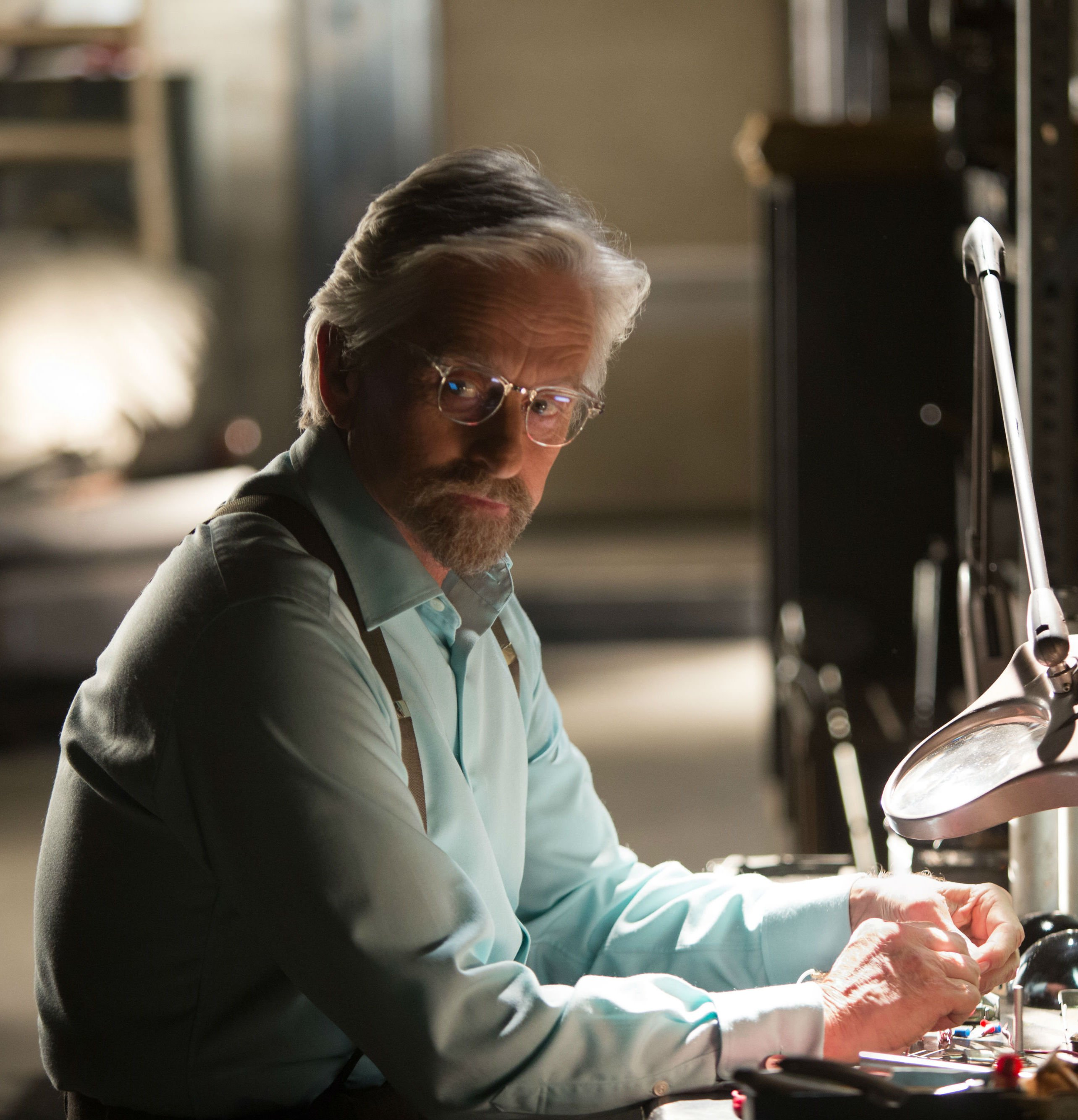 Ant Man Hank Pym Michael Douglas 30 Things You Didn't Know About Avengers: Age of Ultron