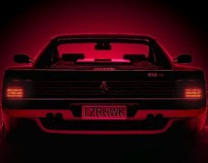 Auctus Digital 80s Bands Today Lazerhawk 2 Back to the Future: Music of Today That Sounds Like the 1980s