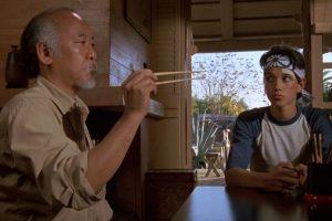 Auctus Digital Iconic 80s Kids Movie Scenes Karate Kid 1 10 Iconic Scenes from 80s Kids' Movies