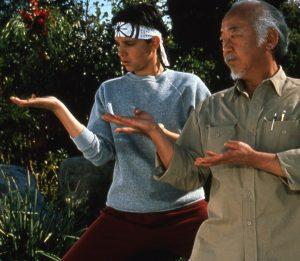 Auctus Digital Iconic 80s Kids Movie Scenes Karate Kid 2 10 Iconic Scenes from 80s Kids' Movies