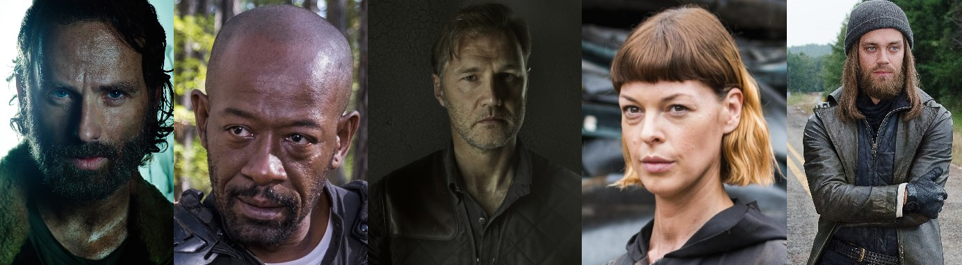 BritsTheWalkingDead 10 Things You Didn't Know About The Walking Dead