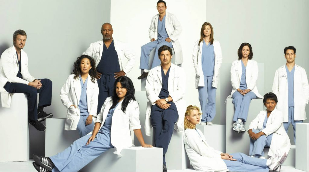Cast1 10 Things You Didn't Know About Grey's Anatomy