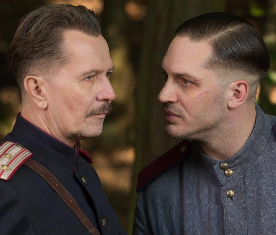 Child44 e1611661764852 40 Things You Didn't Know About Tom Hardy