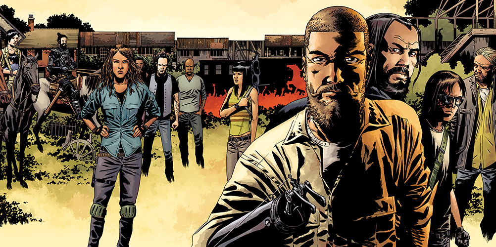 Comic 10 Things You Didn't Know About The Walking Dead