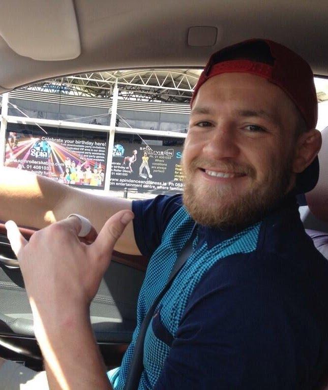 Conor McGregor shows off his fleet of cars 20 Craziest Conor McGregor Moments