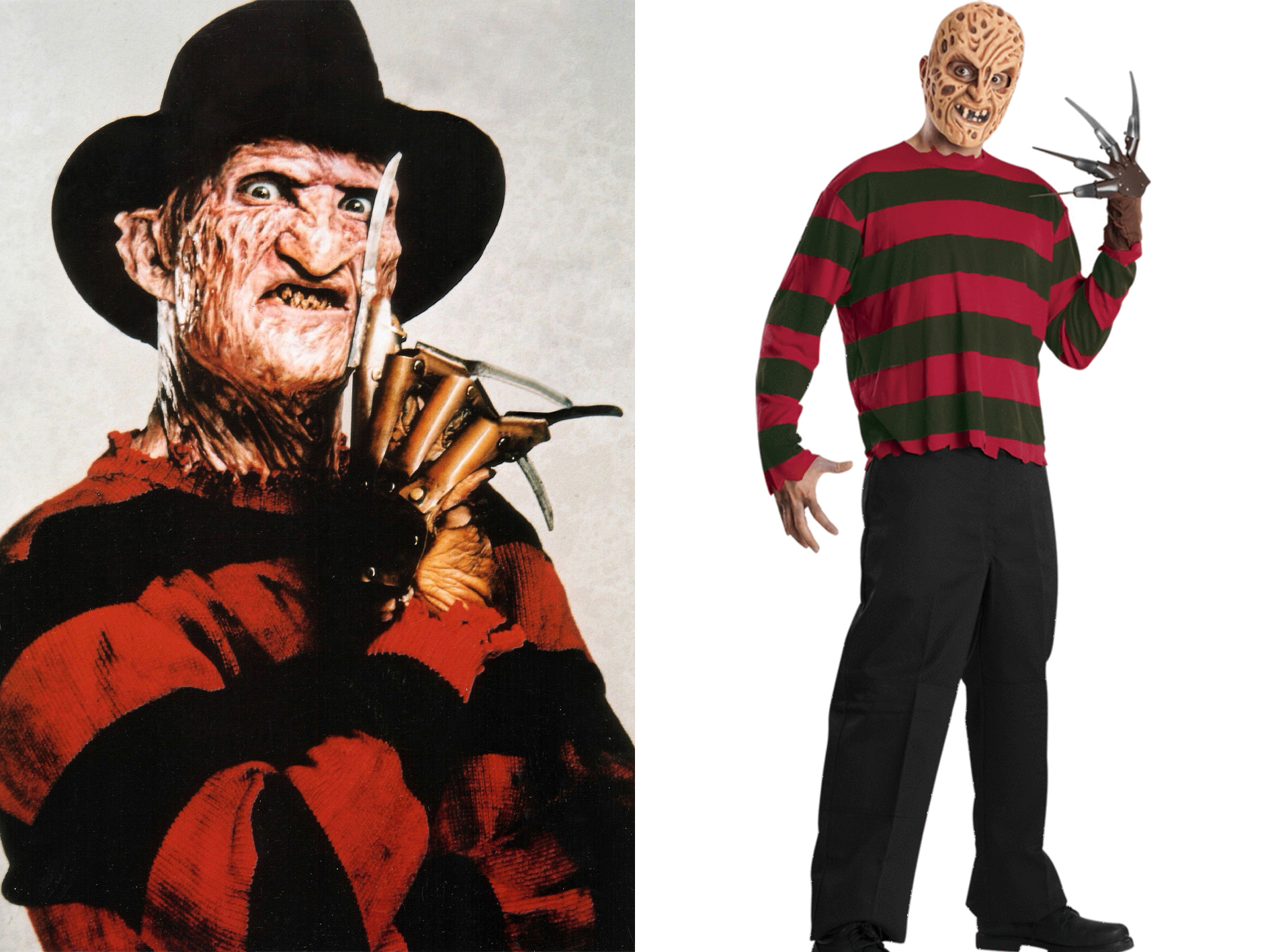 Freddy 15 Halloween Costumes Inspired By The 80s - Who Will You Go As?