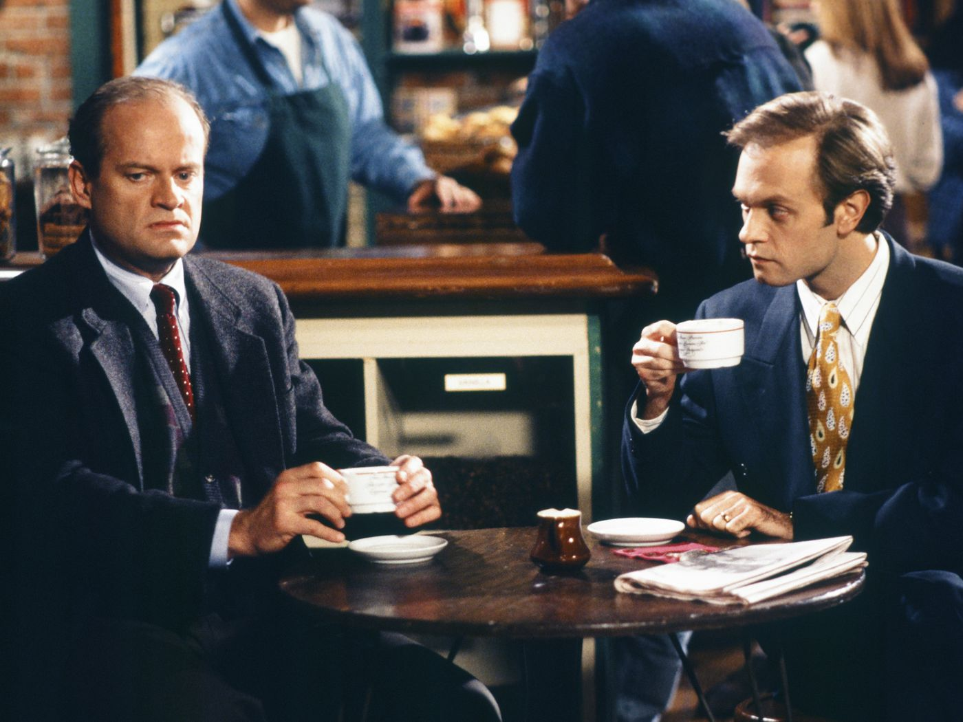 GettyImages 138378356 10 Things You Didn't Know About Frasier