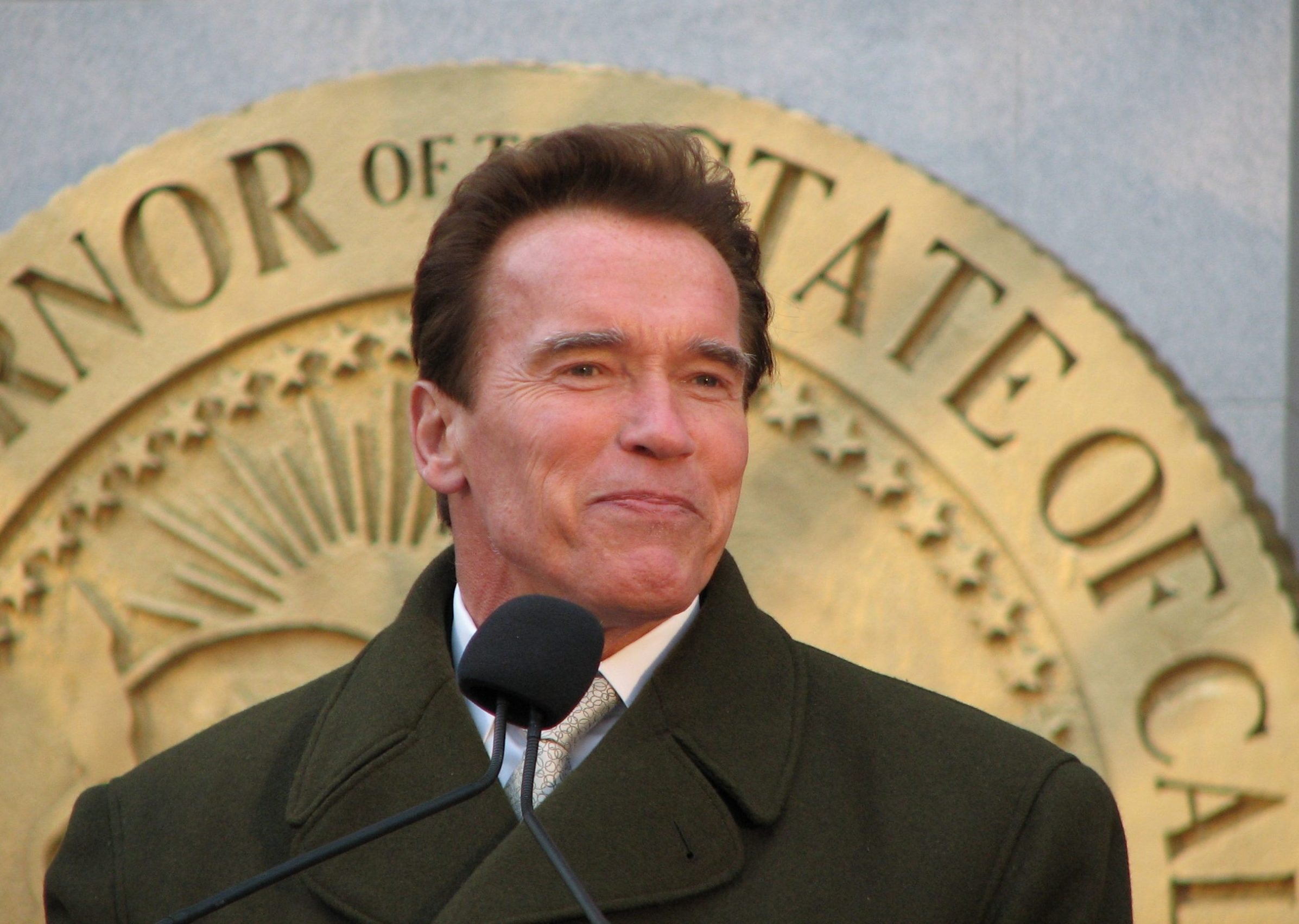 Governor Arnold Schwarzenegger scaled e1624888206508 10 Fast-Moving Facts About Schwarzenegger's The Running Man