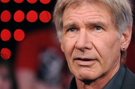Harrison ford scar 29 Celebrities You Didn't Know Had Deformities