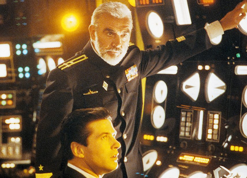 Hunt for Red October e1631022578511 10 Explosive Facts You Never Knew About Die Hard 2: Die Harder